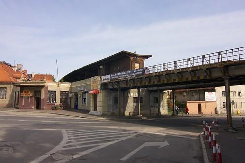 Dawny dworzec kolejowy Strzegom Miasto