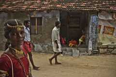 (Kals Pics) Tags: life family people india house man home kids canon children god good bad culture streetphotography makeup evil holy disguise gods elders goddesses tamilnadu dasara villagepeople dussehra cwc villagelife rurallife relation ruralindia makeupartists indianvillages 550d incredibleindia ruralpeople dhasara kulasai kulasekharapatnam kalspics 18135mmis chennaiweelendclickers lordmutharamman kulasekharapattinam
