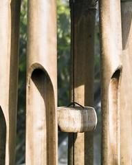 DSC_2022 (dan-morris) Tags: light sun house green nikon day wind bamboo 1855mm dslr vr chime f3556g 1855mmf3556gvr d3100