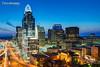 Cincinnati Skyline (cincyimages) Tags: purple top20flickrskylines