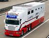 Scania R580 N60 STL Albatec Racing (gylesnikki) Tags: red white truck artic motorsport albatecracing