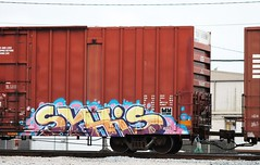 syhis (wheredyougetdemshoes) Tags: new car orleans box rail whole freight rolling benching meks syhis ex41013