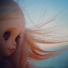 Blythe a day April - day 12 #blythecustom #blythe #BlytheconBarcelona #beach #deadsea #dollcustom #natcase1custom #natcase1 #LucyCharmChild #Cute #eyes #lips #love #little #ig_israel #Israel @blytheconbarcelona