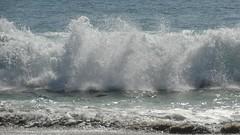 ...!!!... (France-) Tags: eau vague plage californie ocan ocanpacifique