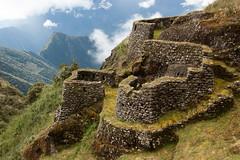Peru - Way to Machu Picchu - Inca Trail (Camino Inca) - Day 3 (World-wide-gifts.com) Tags: world travel mountain mountains peru southamerica inca america hiking inka worldwide creativecommons andes machupicchu incatrail peruvian inkatrail caminoinka travelphotos caminoinca americadelsur freephotos wwwworldwidegiftscom