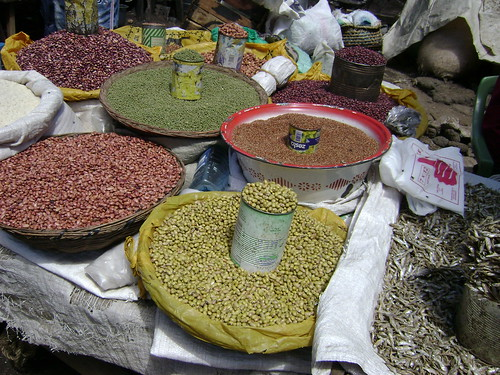 Photo - Kisumu Market