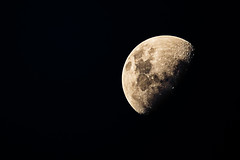 So this is happening right now, outside my window. (Matthew Post) Tags: moon detail canon post matthew australia sharp craters astrophotography queensland tamron gympie adaptall2 60d matthewpost