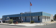 Post Office 92277 (Twentynine Palms, California) (courthouselover) Tags: california ca postoffices twentyninepalms sanbernardinocounty