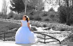 Comunin Alba (SKYCINDER) Tags: madrid boy girl canon lost photo spain model flickr view flash objetivo coment