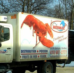 Mermax (Jacques Trempe) Tags: advertising quebec publicite vehicule stefoy mermax oublicity