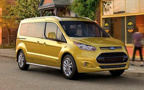 2014 New Ford Transit Connect
