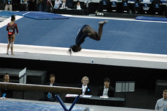 DSC_4012 (bruin805) Tags: ucla gymnastics bruins ncaachampionships pauleypavilion womensgymnastics supersix pac12
