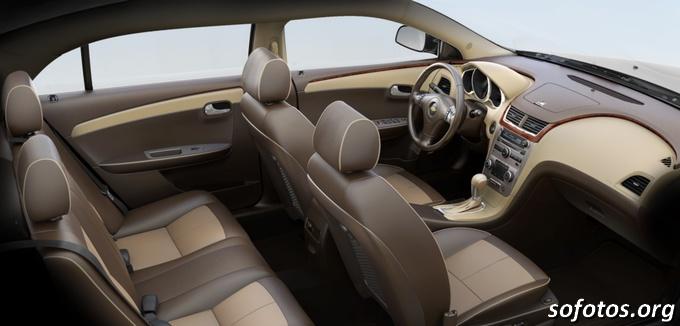 2012 Chevrolet Malibu Interior