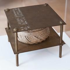 Duchamp (jonnydredge) Tags: bowie davidbowie sothebys bowiecollector art nikon london moderneccentrics exhibitions jonathandredge duchamp
