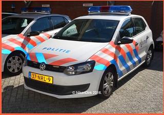 Dutch Police Polo NN.