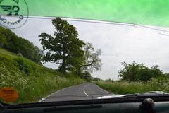 Austin A30/A35 Bath International Rally 2016 (NealJWelch) Tags: road classic car club vintage austin outdoors mod bath wheels retro international vehicle modified annual custom saloon resto d1 alloy dunlop a30 owners a35 jbw restomodding