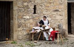 Viehmarkt 1756 - Wackershofen-0874.jpg (Siegfried Kreuzer) Tags: reenactment freilichtmuseum wackershofen viehmarkt 1756