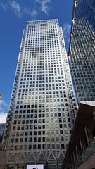 One Canada Square, London (Secondcity) Tags: london onecanadasquare canarywharf