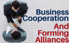 Developing Alliances And Value With Cooperation In Business (lieforly14319) Tags: aruna kumar blogger