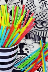 Our Daily Challenge Olympics: Straw/s (Sue90ca Tornados Hit Just South Of Here) Tags: canon 6d odc straws