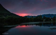 Nocturne (Askjell's Photo) Tags: nocturne scenery sunset volda landscape