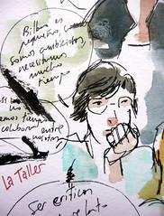 Muriel_dibujatolrato_Radio Magazine LA PUBLIKA 1