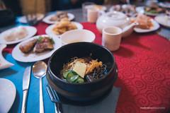 North Korean Bibimbap (reubenteo) Tags: northkorea dprk food lunch dinner steamboat kimjongun kimjongil kimilsung korea asia delicacies