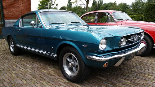 Ford Mustang 289 GT