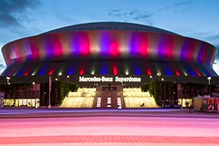 superdome (swanlefitte) Tags: superdome saintsstadium neworleans pentaxks2 sigma1835mm