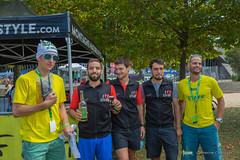 Staff Chartreuse et coureurs (Ut4M) Tags: coureur ut4m2016 grenoble bnvoles palaisdessports benevoles ut4m