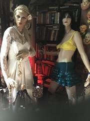 No tricks Cher & Joanne Lumley (JAMES @ studio 136) Tags: jamesstudio136 jamesmoss darwen mannequin fabulous absolutely lumley joanne cher rootstein