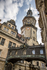 160526_173200_CB_0625 (aud.watson) Tags: europe germany saxony dresden oldcity elberiver river residenzschloss dresdenroyalpalace spire steeple tower