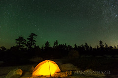 Big Dipper (EMaryannHazel) Tags: nightphotography nightskyphotography bigdipper ursamajor loonlake airglow sierra crystalbasin