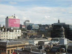 View from the Lighthouse, Glasgow (rbjag71) Tags: glasgow city cityscape citycentre scotland canonpowershot sx610hs