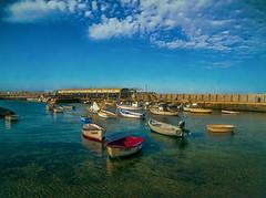 Puerto de Tabarca (Ivn.Gnell) Tags: puerto alicante espaa provincia cielo nubes agua barcos cmara exterior fujifilm finepix f550exr reflejo mar mediterrneo naturaleza ngc autofocus