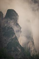 Wolkenfelsen (Torsten Frank) Tags: alpen altabadia altoadige calfosch colfosco dolomiten fels gadertal gebirge italien kolfuschg nebel sellagruppe sellastock sdtirol valbadia wolke