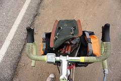 My cockpit (Franklyn W) Tags: biketour bikecamping bikeride touring touringbike california pacificcoasthighway hwy1 cahwy1 bigsur kirkcreek sansimeon cambria cayucos morobay morobaystatepark pacificocean twitter tumblr