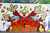 Never grow up (Martijn A) Tags: never grow up graffiti tag piece devil horns color art street spray spraycan motivational inspirational gems canon d550 dlsr 35 mm lens raw for non snobs eindhoven berenkuil wwwgevoeligeplatennl enter arena 2016 040 ehv kei