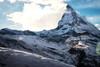 Matterhorn 7 (Wolfgang Staudt) Tags: gornergrat matterhorn zermatt bergbahn schweiz alpen europa berge wandern wanderweg sonnig winter wallis panorama walliseralpen hochgebirge berghotel hohtaelli skigebiet sehenswert attraktion tourismus viertausender monterosa lyskamm