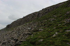 in amongst it (kokoschka's doll) Tags: crag scree hill calverhill arkengarthdale pennines
