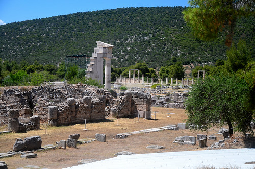 Sanctuary of Epidavros