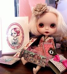 My doll likes Mab Graves goodies