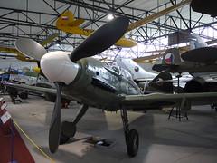 Avia S-199 (A.Nilssen Photography) Tags: museum airplane republic czech prague aircraft aviation prag praha german airforce bf109 avia messerschmitt kbely letecke bf1096k