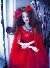 .. (Elina-Doll) Tags: fashion festive doll von agnes weiss royalty decadence