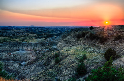 Theodore Roosevelt National Park - North Dakota, USA