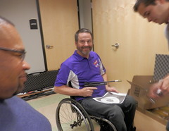 Mid-Atlantic Paralyzed Veterans of America Air Rifle Tournament - Feb 2013 (Paralyzed Veterans of America) Tags: airrifle airpistol paralyzedveteransofamerica adaptivesports