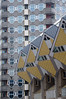 Rotterdam (Ooks Doggenaar) Tags: yellow geel potlood paalwoning