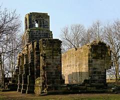 Lydiate Abbey (ColGould) Tags: abbey chapel merseyside lydiate sefton