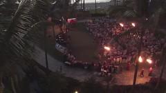 Evening in Samoa (lhboudreau) Tags: show music marriott fire polynesia evening dance video oahu torches hula resort torch samoa musicvideo polynesian fiafia oahuhawaii kapolei marriottskoolinabeachclub aneveninginsamoa fiafiaaneveninginsamoa