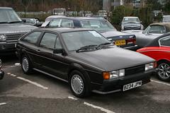 1984 Volkswagen Scirocco Storm (davocano) Tags: auction brooklands carauction classiccarauction historicsatbrooklands b234jpm